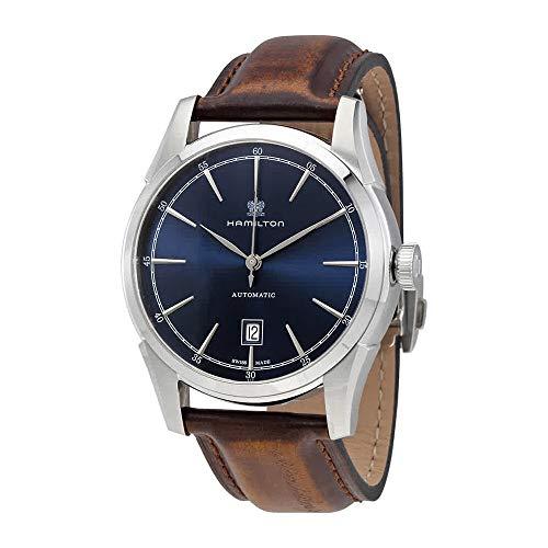 (Hamilton Spirit of Liberty Auto 42mm Blue Dial Mens Watch H42415541)