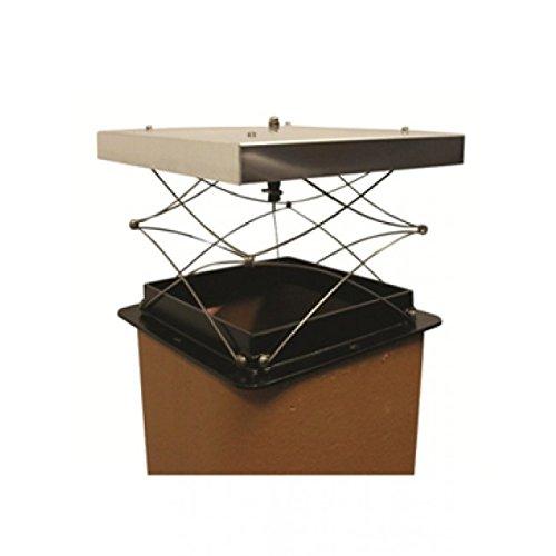 Us Fireplace Products Chimney Top Damper Honeydo Advisor