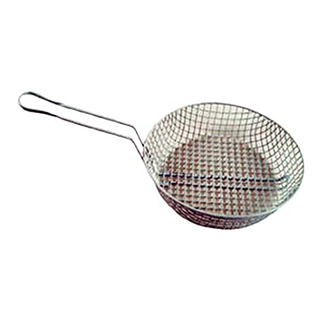 3 Deep Breading Basket Excellante Round Medium Mesh 8