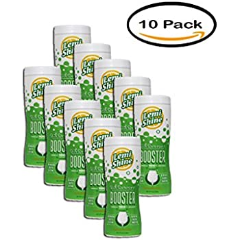 Amazon.com: Lemi Shine Booster Natural Lemon Dishwasher
