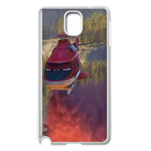 Samsung Galaxy Note 3 Cell Phone Case White Planes Fire Rescue Y8Q2L