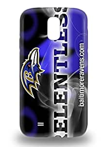 Hot NFL Baltimore Ravens Logo First Grade Tpu Phone 3D PC Case For Galaxy S4 3D PC Case Cover ( Custom Picture iPhone 6, iPhone 6 PLUS, iPhone 5, iPhone 5S, iPhone 5C, iPhone 4, iPhone 4S,Galaxy S6,Galaxy S5,Galaxy S4,Galaxy S3,Note 3,iPad Mini-Mini 2,iPad Air )