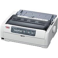 OKI 62433801 Microline 620 9-Pin Narrow Carriage Dot Matrix Printer