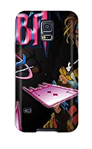 Galaxy S5 Case Slim [ultra Fit] Gambit X Men Protective Case Cover
