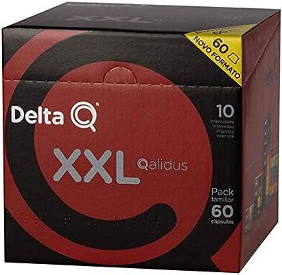 Delta Q Qalidus Pack XXL (60 Cápsulas): Amazon.es: Alimentación y ...