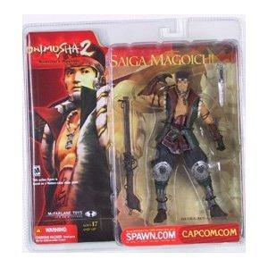 Saiga Magoichi :Onimusha 2 : McFarlane Figure