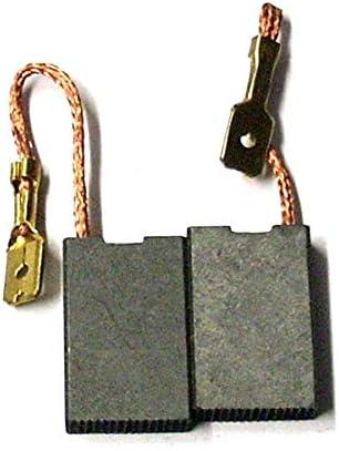 compatible Metabo MARATHON W 2232 X QUICK MARATHON W 2280 escobillas de carb/ón GOMES