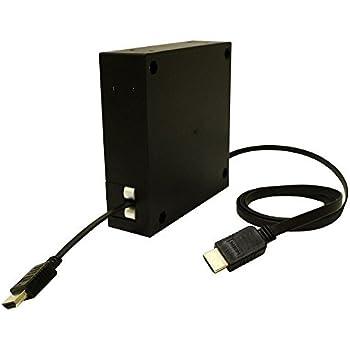 Amazon.com: LiChiLan HDMI Adapter Cable, 1.8M Retractable ...