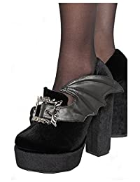 Iron Fist Womens Nocturnal Platform Bat Shoes