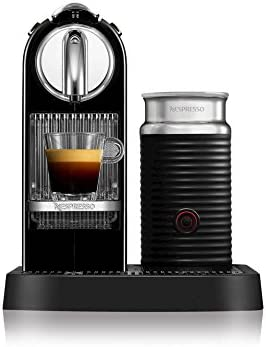 Nespresso CitiZ with Milk Frother
