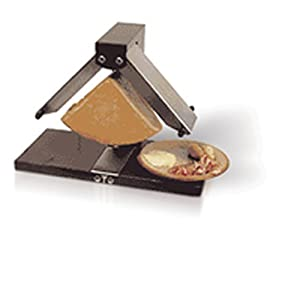 Bron-Coucke Quarter Round Raclette Machine