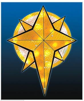 Amazon.com: STAR OF BETHLEHEM CHRISTMAS OUTDOOR ...