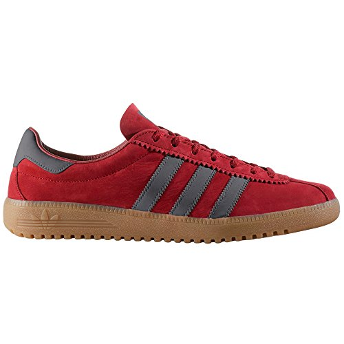 Adidas Original Bermuda Beige, Rot By9653, By9654. Beige Bermudes Original, By9653 Rouge, Schuhe Herren. Hommes Chaussures. Sneaker Burgundy/utility Bordeaux / Utilitaire Basket