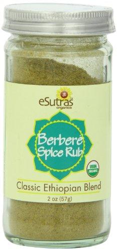 Esutras Organics Berbere Spice Mix, 2 Ounce