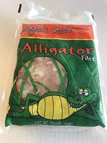 Today Gourmet - Alligator Meat 5-1Lbs packs Frozen