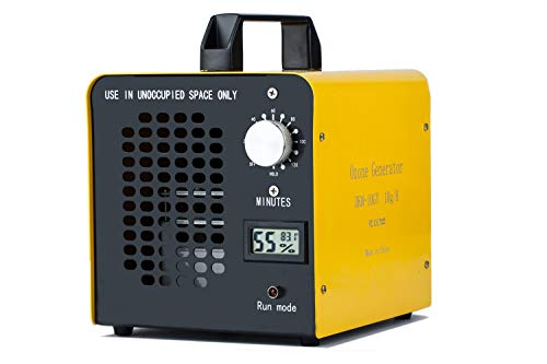 DKMHA Industrial Ozone Generator 10,000 mg/h High Capacity Ozone Machine air Purifier for Home, Room,Hotels and Farms