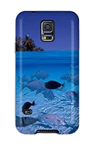 High-end Case Cover Protector For Galaxy S5(moving Desktop S )