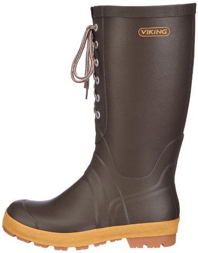 Slagbj?rn II, Unisex Adults Rain Boots Viking