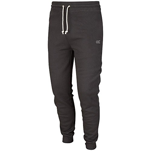 Colosseum Mens Training Fitted Jogger Soccer Pants (Charcoal) - L from Colosseum