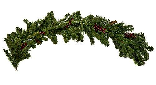CraftMore Charleston Pine Christmas Garland 72 ()