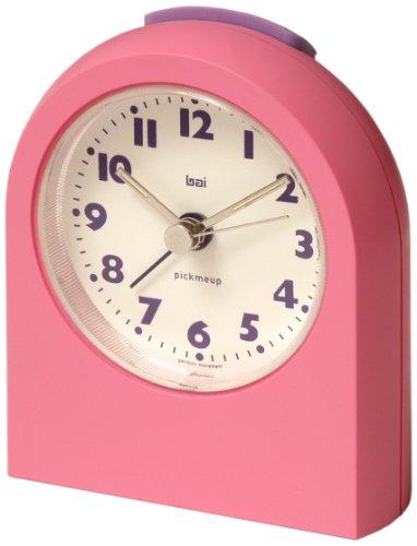 OpenBox Bai Pick-Me-Up Alarm Clock, Pink