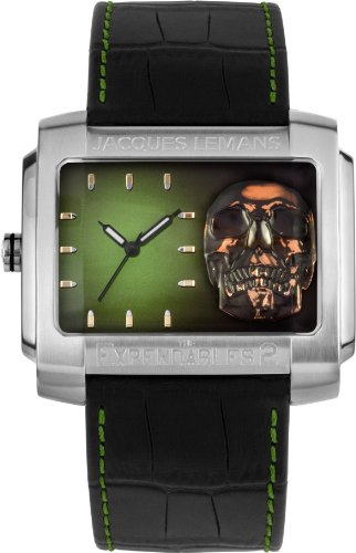Jacques Lemans Unisex E-224 The Expendables 2 Analog Watch