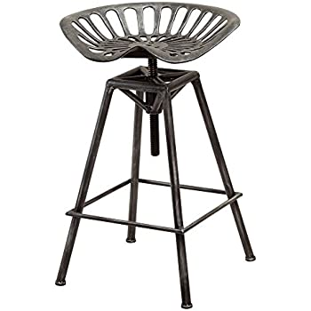 Amazon Com Great Deal Furniture Charlie Industrial Metal