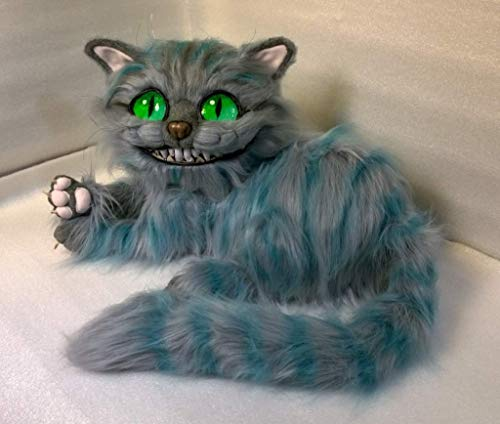Cheshire Cat from Alice in Wonderland Custom Made to Order Plush Toy 19.7 inches
