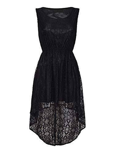 Low Dress Lace Mela Black High TAqxwIHEH