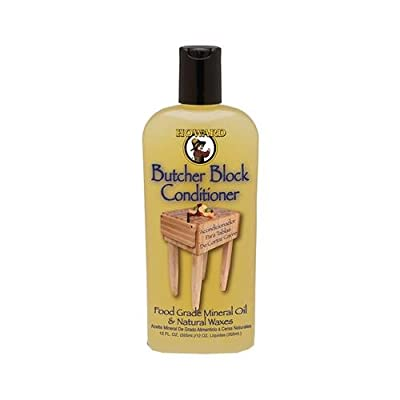 Howard Products Bbc012 Butcher Block Conditioner, 12-Oz. Wood Conditioner