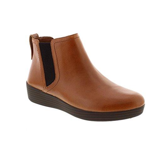 Superchelsea Boot - Dark Tan