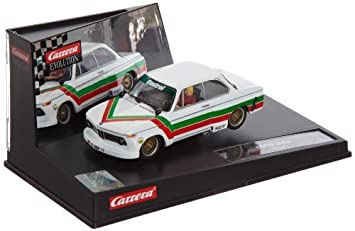 CARRERA Slot Car 27350 BMW 2002 TI Tuner by THE HOBBY COMPANY