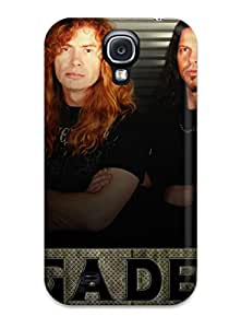Snap-on Case Designed For Galaxy S4- Megadeth