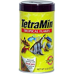 Tetra Tetramin Flakes 3.53oz