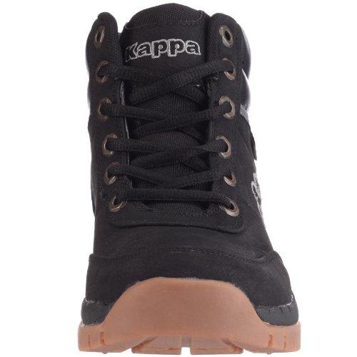 Kappa Unisex Adults' BRIGHT MID Footwear unisex Boots Black - Schwarz (1111 Black) jHE7X5ic