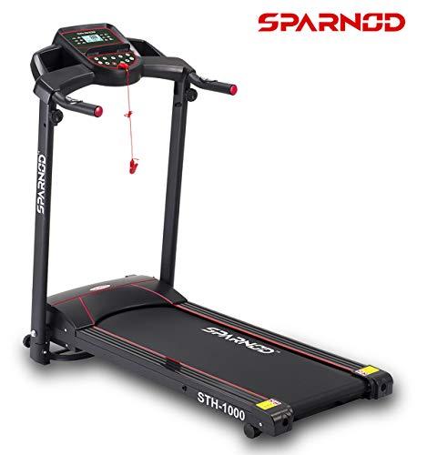 Foldable Motorized Running Treadmill
