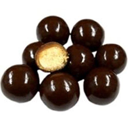 Balls Malted Milk Vanilla - Sunridge Farms Candy, Peanut Butter Chocolate Malt Balls, 10 Pound