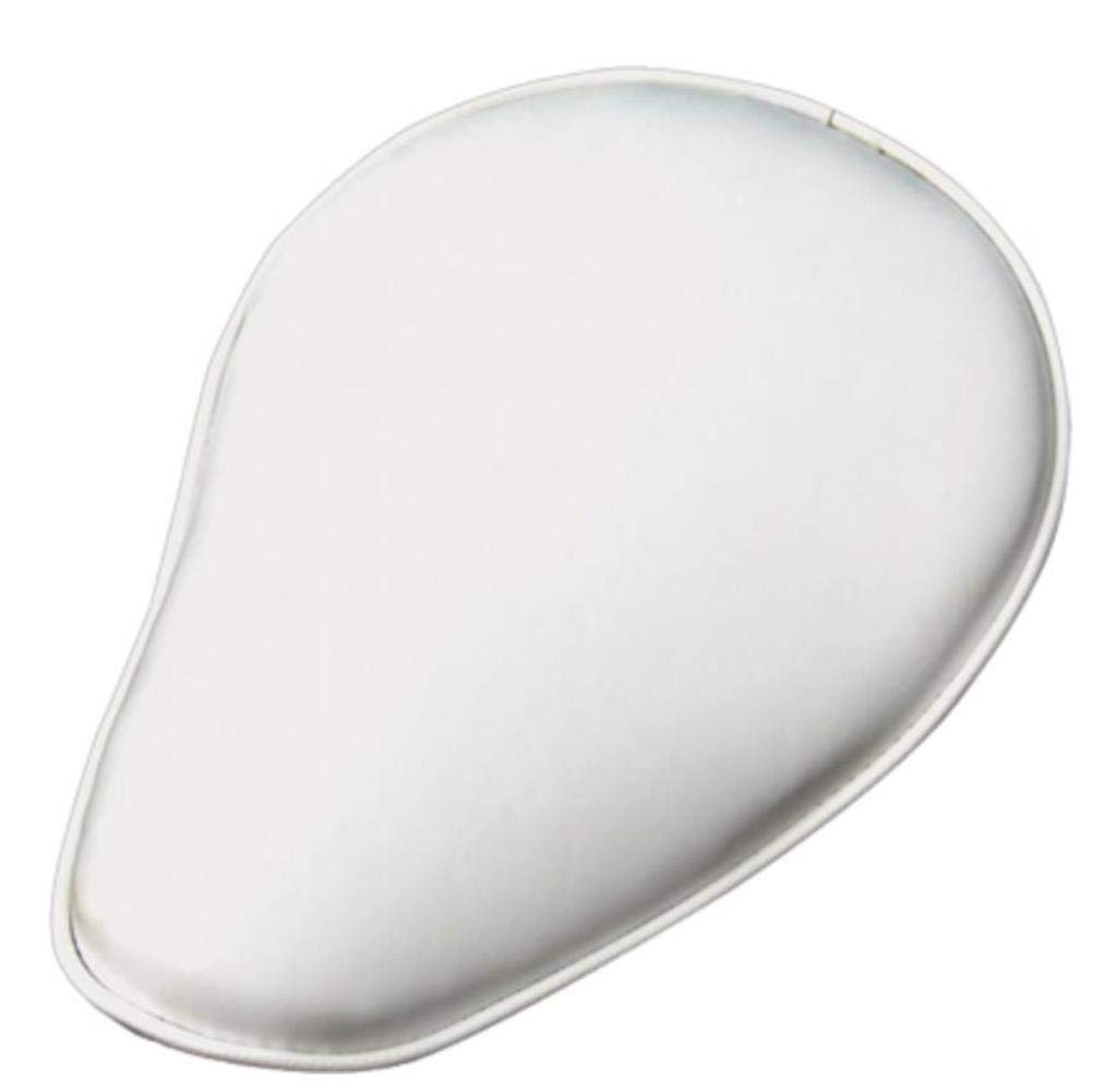 Sullys Customs Traditional Solo Seat - White SCWS1 TRTB2786