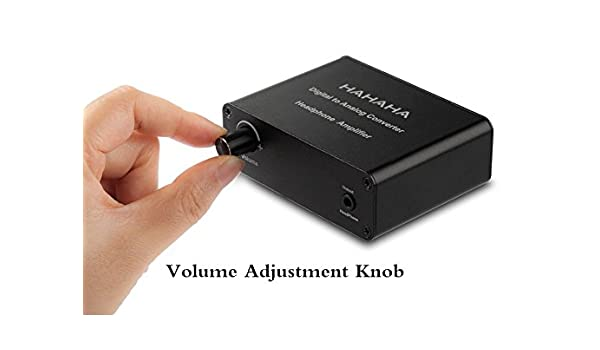 ... Analógico + Amplificador de audio & # xFF08; de control de volumen y # xFF09;, conmutación de entrada de audio, 192 kHz/24 bits, coaxial 5.1 canales de ...