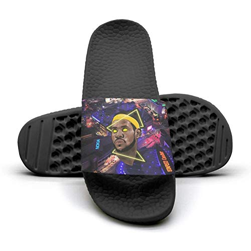 adidii mens printed non slip stylish slides flip flop sandals