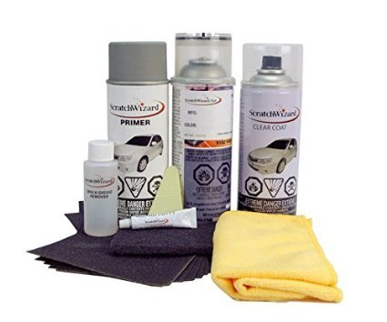2006 Mazda Mazda6 - Spray Paint: Complete Repair Kit - Satin Silver Metallic TL/26A