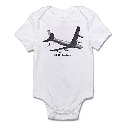 (CafePress KC-135 Stratotanker Infant Bodysuit - Cute Infant Bodysuit Baby Romper)