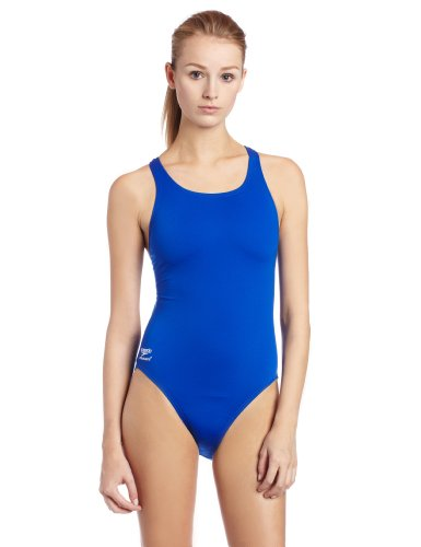 Speedo Female One Piece Swimsuit - Endurance+ Solid Super Pro