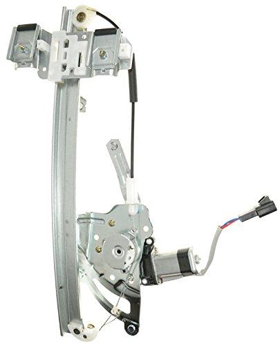 Front Power Window Regulator w/Motor Passenger Side RH R for 00-05 Bonneville