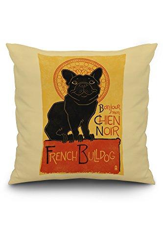 pottery barn bulldog pillow - 9