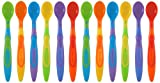 Image of Munchkin 12 Piece Soft-Tip Infant Spoons