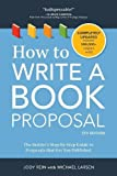How to Write a Book Proposal: The Insider's Step-by-Step Guide to Proposals that Get You Published