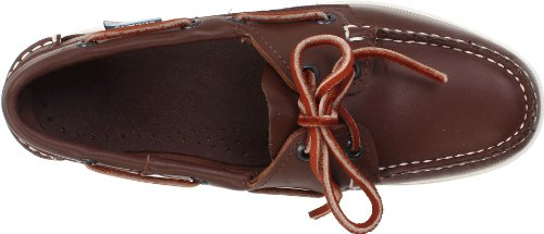 Sebago Docksides, Women's Boat Shoes Brown Elk