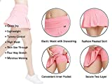 Tennis Skirt for Women Athletic Skort Golf Shorts
