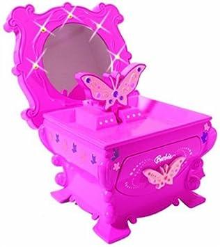 Lexibook La Caja De Musica De Barbie: Amazon.es: Juguetes y juegos